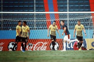 Guaraní es otra víctima del insaciable Cerro, que toma el liderato