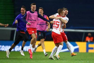 El Leipzig hace historia, elimina al Atlético de Madrid y avanza a semifinales de Champions