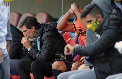 Gustavo Costas: 'Da vergüenza como se juega este tipo de partido'