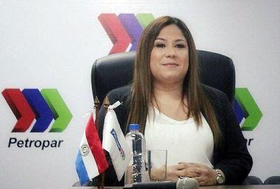 Fijan fecha para la audiencia de imposición de medidas a la extitular de Petropar