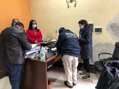 Caso Miguel Cuevas: Allanamientos simultáneos en Paraguarí
