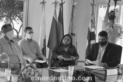 Gobernador Acevedo presentó informes al legislativo sobre la utilización de recursos durante la Pandemia del Covid19