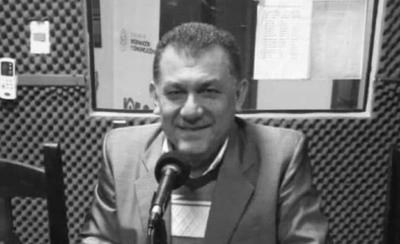 HOY / Luto en el periodismo nacional: fallece director de Radio Nacional San Pedro a causa del COVID-19