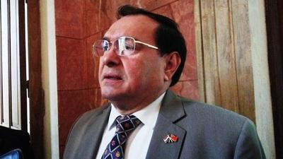 Retamozo renuncia a la presidencia de Puertos