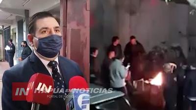 FESTEJO POR EL DÍA DE LA AMISTAD TENDRÍA IMPUTADOS POR VIOLACIÓN DE LA CURENTENA
