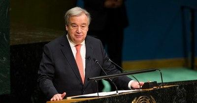 Jefe de la ONU espera que el acuerdo Israel-EAU ayude a crear dos Estados