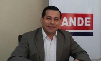 Félix Sosa es nuevo titular de la ANDE
