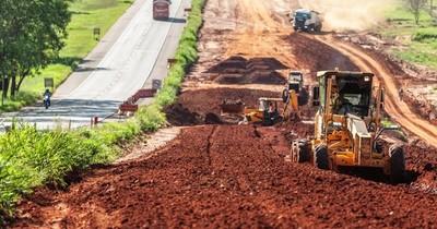 Ruta PY02: un año del inicio de obras con avances importantes