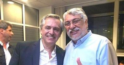 Lugo felicita a Alberto Fernández porque producirán las vacunas contra el COVID-19