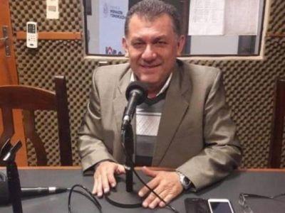 Periodista de San Pedro fallece por Covid-19 en el Ineram