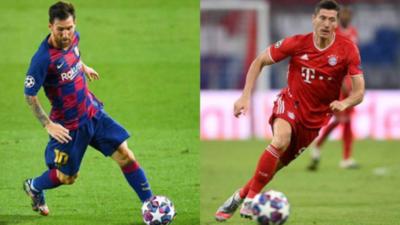 Barcelona y Bayern buscan las semis