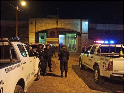 Fiscalía interviene cárcel de Pedro Juan Caballero tras hallazgo de un nuevo túnel