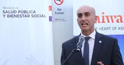 """Imedic y Eurotec: """"Quiero ser claro y contundente, no se hizo ningún pago"""", dice ministro"""