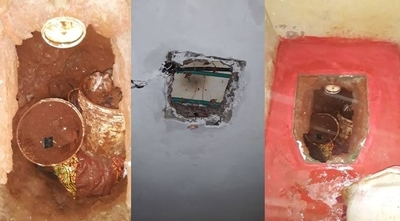 HOY / Guardiacárceles abortan intento de fuga masiva en penal de Pedro Juan Caballero