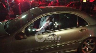 Sicarios acribillan a tiros a un hombre en Pedro Juan