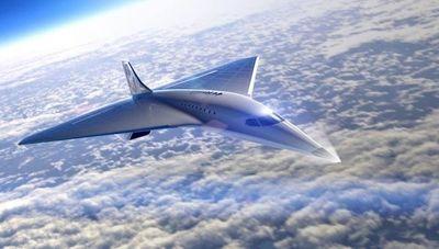 Virgin Galactic presenta el proyecto Mach 3 para un avión supersónico