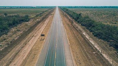 Avanzan obras de duplicación de la ruta Transchaco Puerto Casado