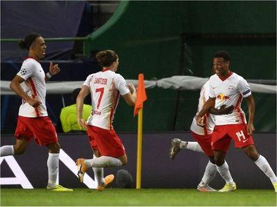 Leipzig hace historia en la Champions