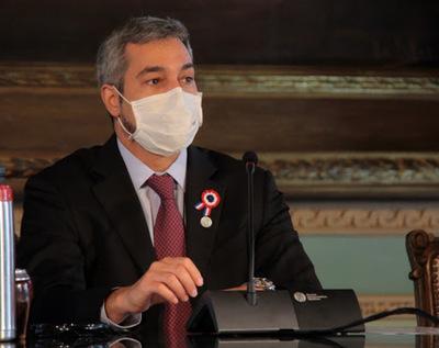 Marito extiende exoneración de facturas de la ANDE