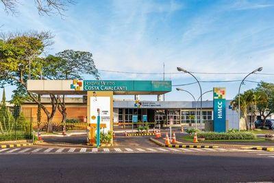 Hospital de la Itaipú en Brasil entrega resultado de test de COVID en TRES HORAS