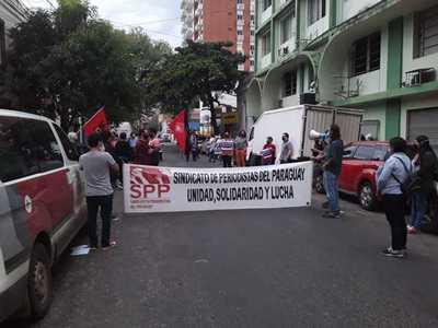 Sindicatos y gremios organizan una movilización nacional contra el Gobierno