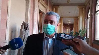 Villamayor aparta al Ejecutivo del caso Messer y tira el fardo a la Fiscalía