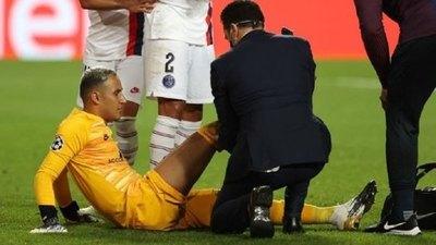El PSG convoca a su cuarto arquero por lesión de Keylor Navas