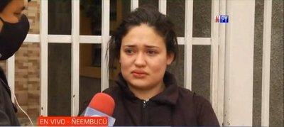 Mafia en Ñeembucú: Hermana de mujer asesinada está bajo amenaza