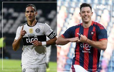 Olimpia y Cerro, la pelea por el título y el camino al superclásico