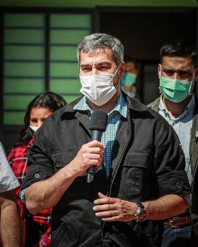 Abdo Benítez pide respetar protocolos vigentes para proteger a los más vulnerables – Diario TNPRESS