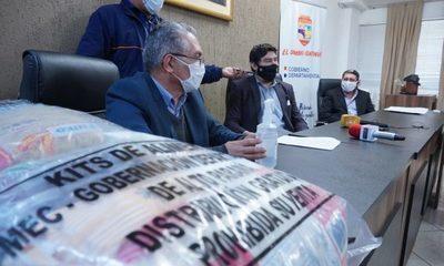 Almuerzo Escolar: Gobernación aumenta provisión yllega a 18.000 alumnos de 129 escuelas de la región – Diario TNPRESS
