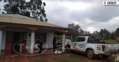 Logran recapturar a presunto malviviente fugado de una comisaria