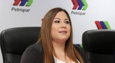 HOY / Patricia Samudio fue beneficiada con medidas alternativas