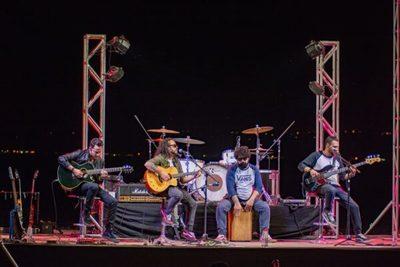 Salamandra celebra sus 20 años con un recital virtual