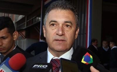 Félix Sosa es el nuevo titular de ANDE tras renuncia de Villordo
