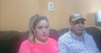 """Hermana de víctima de sicarios ruega mayor protección en Pilar: """"Estamos amenazados"""""""