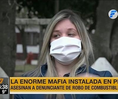 Fiscales de Asunción viajan a Pilar para investigar el crimen de Celsa