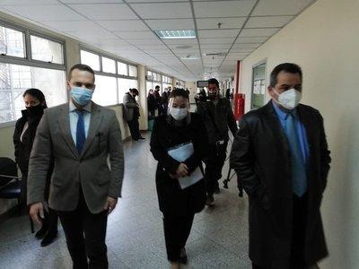 Samudio, ex de Petropar, obtiene medidas alternativas a la prisión