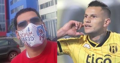 """Periodista a Bobadilla: """"Acabado y cagón"""""""