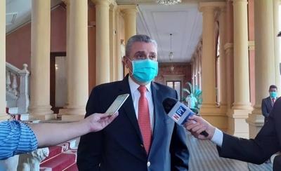 """HOY / """"El pico no es responsabilidad del Gobierno"""", dice Villamayor"""