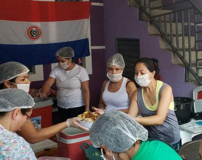 Más de 8.000 compatriotas fueron asistidos en Brasil desde el inicio de la pandemia