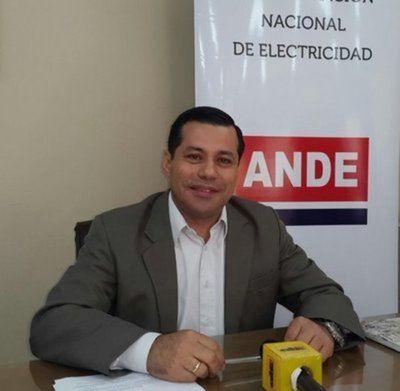 Félix Sosa asume la presidencia de la ANDE