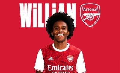 HOY / Willian ficha por el Arsenal tras no renovar con el Chelsea