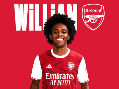 Arsenal confirma la contratación de Willian Borges