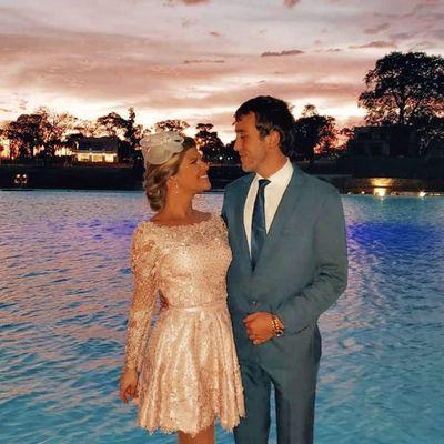 Ostentación, hisopado privado y hasta protocolo particular: boda de hija de HC causa revuelo en redes