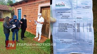 ALLANAMIENTO CON DETENCIONES Y HALLAZGO DE EVIDENCIAS CLAVES EN BELLA VISTA