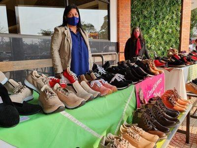 Industria del calzado tendrá espacio en feria de supermercado