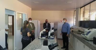 """Aseguran """"resultados en 48 horas"""" de muestras de COVID-19 en Alto Paraná"""