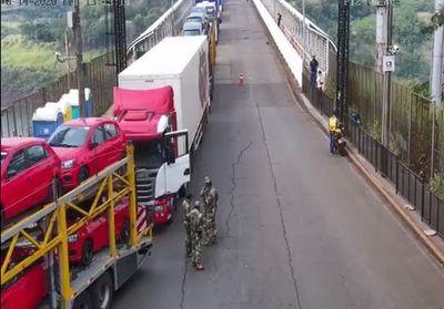 Capeco pide celeridad para el ingreso de camiones al país