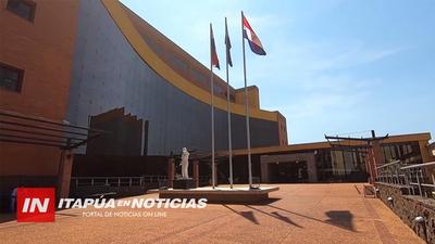 DESCARTAN CASOS DE COVID-19 EN EL PALACIO DE JUSTICIA DE ENCARNACIÓN